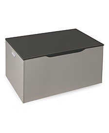 Flat Bench Top Toy And Storage Box