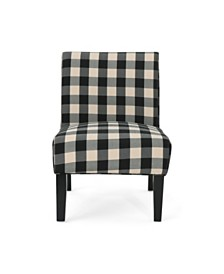 Kassi Accent Chair, Quick Ship