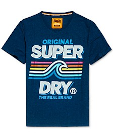 Superdry Men's Malibu Mid-Weight Graphic T-Shirt