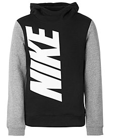 Nike Big Boys Core Amplify Pullover Hoodie
