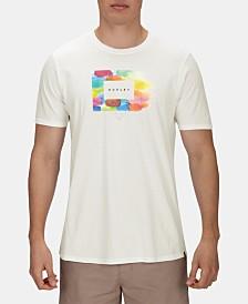 Hurley Men's Dongle Logo Graphic T-Shirt