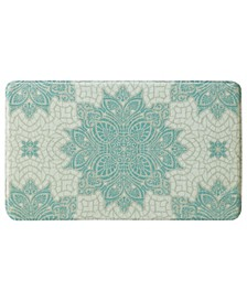 "Bordeau Memory Foam Bath Rug 20""x34"""