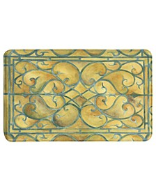 Wrought Iron Memory Foam Rug Collection