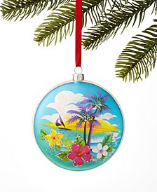 Hawaii Mele Kalikimaka 2019 Ornament, Created For Macy's