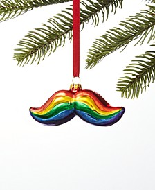 Love is Love Rainbow Beard Ornament, Created for Macy's