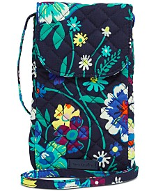 Vera Bradley Carson Cellphone Crossbody