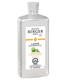 Lemon Flower Lamp Fragrance 1L