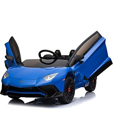 Mini Moto 12V Lamborghini with 2.4Ghz Remote Control