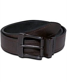 Bridle Reversible Leather Men's Belt