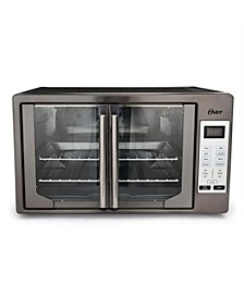 Oster® Stainless Steel Digital French Door Oven