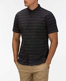 Men's Dri-FIT Staycay Button Down Short Sleeve Shirt