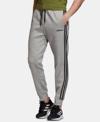 Men's Essentials 3-Stripes Fleece Joggers