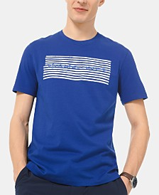 Michael Kors Men's Marker Logo Graphic T-Shirt
