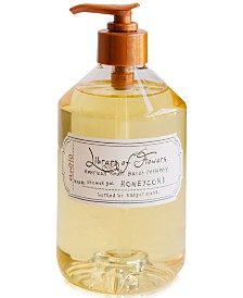 Library of Flowers Honeycomb Shower Gel, 16-oz.
