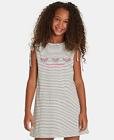Billabong Big Girls Striped Watermelon Dress