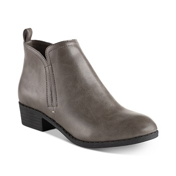 American Rag Womens Cadee Almond Toe Ankle Fashion Boots