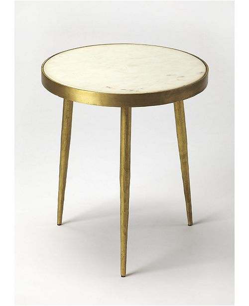 Butler Specialty Butler Triton Marble Table