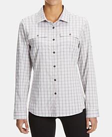 EMS® Women's Journey Woven Long-Sleeve Shirt
