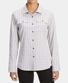 EMS® Women's Journey Woven Long-Sleeve Shirt