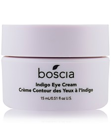 boscia Indigo Eye Cream, 0.51-oz.