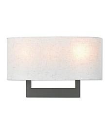 Livex Hayworth 3-Light Wall Sconce