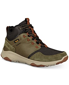 Men's Arrowood Venture Waterproof Hiking Boots