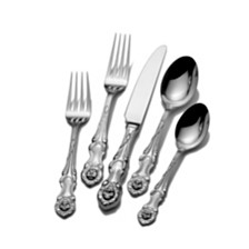Wallace Lion 20 Piece Flatware Set