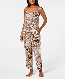 INC Printed Pajama Separates, Created for Macy's