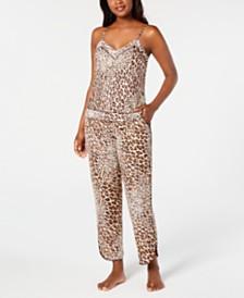 I.N.C. Printed Pajama Separates, Created for Macy's