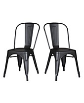 Metal Kitchen & Dining Room Chairs - Macy\'s