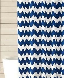 Marimekko Pikku Lokki Shower Curtain
