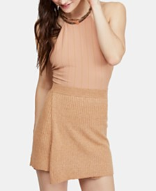 Free People Mod Wrap Skirt