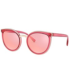 Sunglasses, EA4135 54