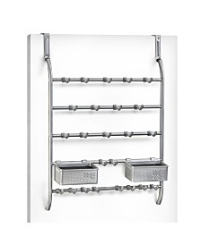 Lynk Jewelry Organizer Rack with Hooks