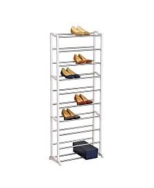 Lynk 30 Pair Shoe Shelf Organizer