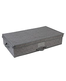 Simplify Embossed Nest Under The Bed Storage Box