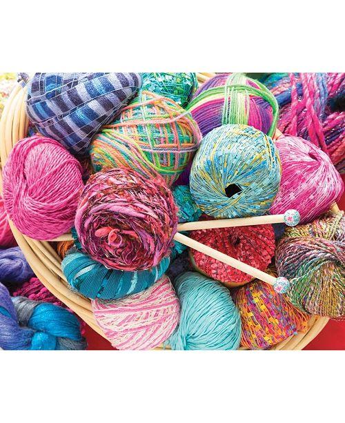 Springbok Puzzles Knit Fit 1000 Piece Jigsaw Puzzle