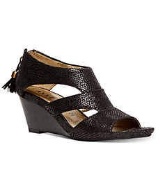 Salby Wedge Sandals