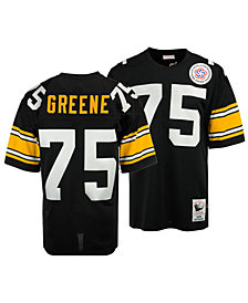 Mitchell & Ness Men's Joe Greene Pittsburgh Steelers Authentic Football Jersey