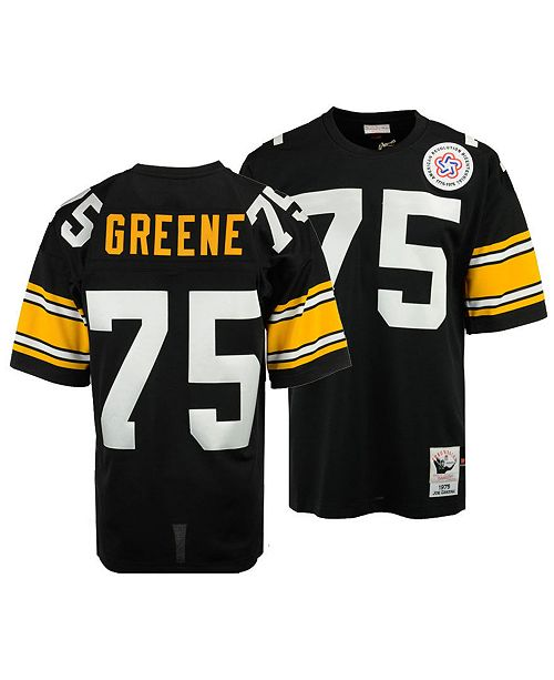 size 40 25175 888b7 Men's Joe Greene Pittsburgh Steelers Authentic Football Jersey
