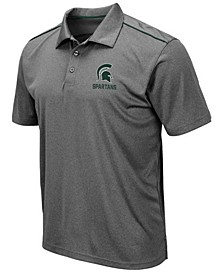 Men's Michigan State Spartans Eagle Polo