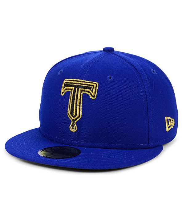 New Era Tulsa Drillers Gold Collection 59FIFTY Fitted Cap