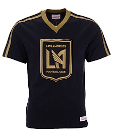 Mitchell & Ness Men's Los Angeles Football Club Overtime Win Vintage T-Shirt