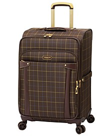 """Brentwood 25"""" Softside Expandable Check-In Luggage, Created for Macy's"""