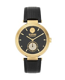 Versus Women's Black Strap Watch 20mm