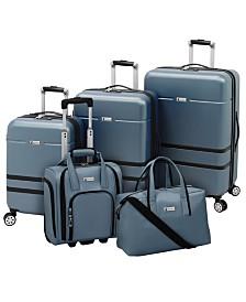 London Fog Southbury II Hardside Luggage Collection, Created for Macy's