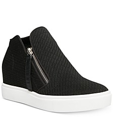 Women's Camden Knit Wedge Sneakers