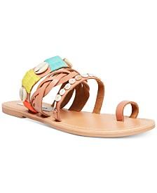 Steve Madden Women's Milos Shell Slide Sandals