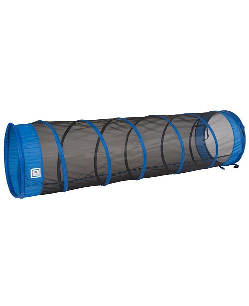 Pacific Play Tents The Fun Tube Tunnel 6 Ft - Blue - No Lip