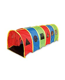 Pacific Play Tents Super Sensory 9 Ft Institutional Tunnel